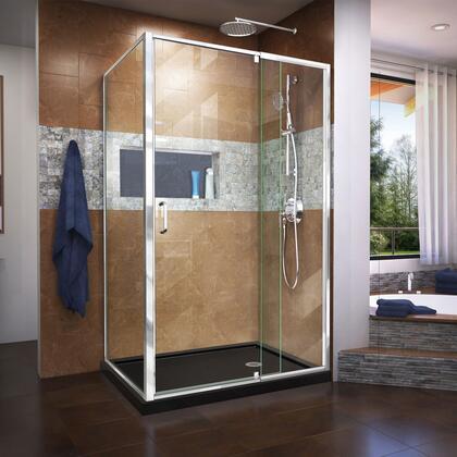DreamLine  SHDR2234460RT01 Shower Enclosure , Flex EN RS75 48inch 88B 01 R
