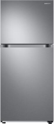 Samsung RT18M6213SR Top Freezer Refrigerator Stainless Steel, Main Image