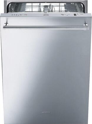 Smeg  STU8649X Built-In Dishwasher Stainless Steel, Main Image