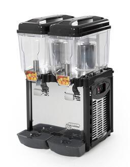 CD2J 220 Commercial Juice Dispenser 2 Tanks of 12 L (2 x 3 gal)