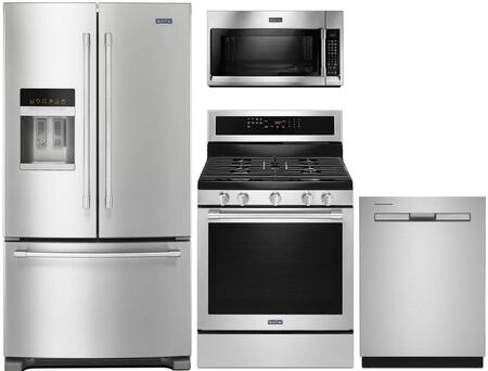 Maytag 730505 Kitchen Appliance Package & Bundle Stainless Steel, main image