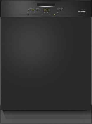 Miele Classic Plus G4926SCUBL Built-In Dishwasher Black, Main Image