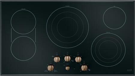 Cafe  CEP70363MS2 Electric Cooktop Black, Main Image