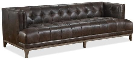 Hooker Furniture Citizen SS52303097 Stationary Sofa Black, hfnl3egvx6w7a1nom1wn