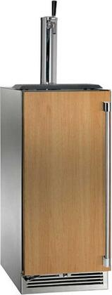 Perlick Signature HP15TO32L Beer Dispenser Panel Ready, Custom Panel Not Included