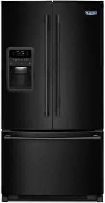 Maytag  MFI2269FRB French Door Refrigerator Black, Main Image