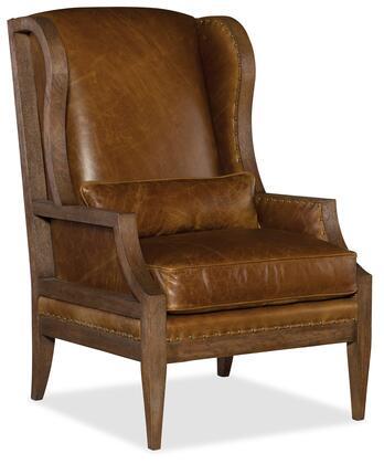 Hooker Furniture Laurel CC512087 Accent Chair Brown, oaxsrtphxfl5qtum6afj