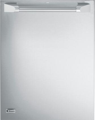 Monogram  ZDT800SPFSS Built-In Dishwasher Stainless Steel, Dishwasher Front
