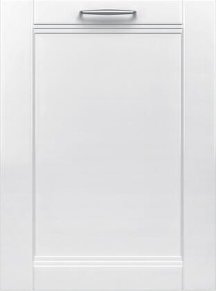 Bosch 300 Series SHV863WD3N Built-In Dishwasher Panel Ready, Front view