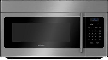 Blomberg BOTR30100SS Over The Range Microwave Stainless Steel, Main Image