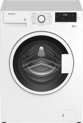 WM72200W 24″ Compact Washer with 1.95 cu. ft. Capacity  Optimal Inverter Technology  Woolmark Apparel Care  Energy Star  Tub Sanitize Cycle