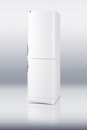 Summit  CP171W Bottom Freezer Refrigerator White, 1