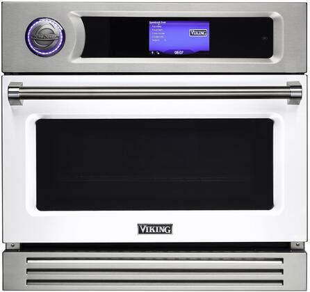 LVSOT730WH 30″ TurboChef White Wall Oven with  2.5 cu. ft. Capacity  Airspeed Technology  7 Speed Cook Modes  208