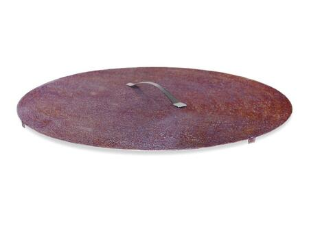 Curonian 6MPJEWZ0H1 Fire Pit Accessory Brown, Main Image