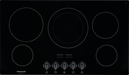 Frigidaire Gallery FGEC3648UB Electric Cooktop Black, Main Image