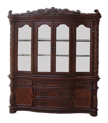 Acme Furniture Vendome 60006 China Cabinet Brown, China Cabinet