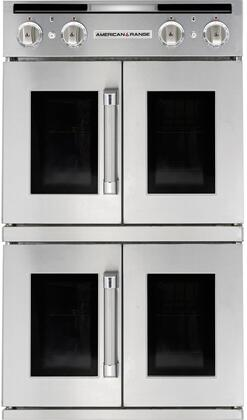 American Range Legacy AROFFG230L Double Wall Oven Stainless Steel, AROFFHGE230L Main Image