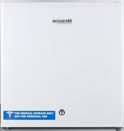 AccuCold  FS24L7 Compact Freezer White, Main Image