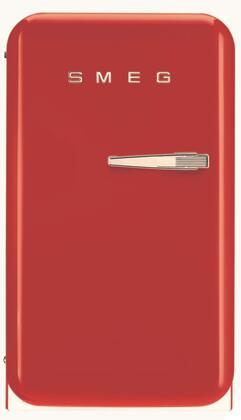 Smeg  FAB5ULRD3 Compact Refrigerator , 1