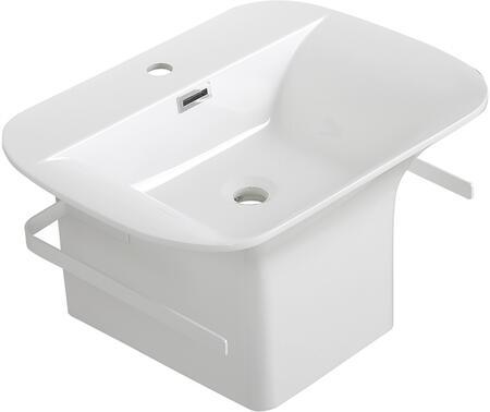 Streamline K2051SLSWS24 Sink White, Main Image