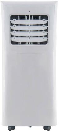 NPP-0108C Portable Air Conditioner with 8000 Cooling BTU  Self Evaporator  Dehumidifier  Single Hose  in