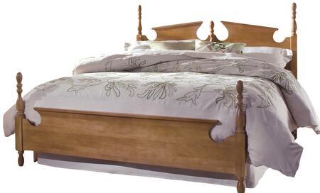 Carolina Furniture Common Sense 15785098250079091 Bed Brown, main image 72813
