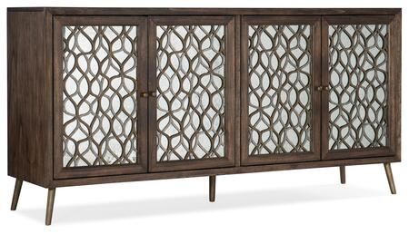 Hooker Furniture 5808-55 58085547389 52 in. and Up TV Stand, Silo Image