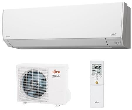 Fujitsu 9RLS3Y 9,000 BTU 33 SEER Air Conditioner & Heat Pump Ductless Mini Split ASU9RLS3Y / AOU9RLS3