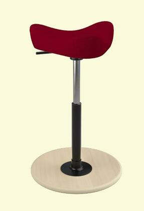 Varier Move Small MOVESMALL2700BREEZEFUSIONBF4402NATSMBLK Office Stool, Main Image