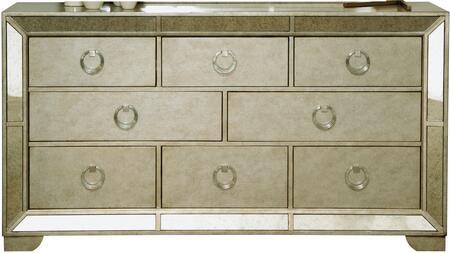 Pulaski Farrah 395100 Dresser Gold, 1