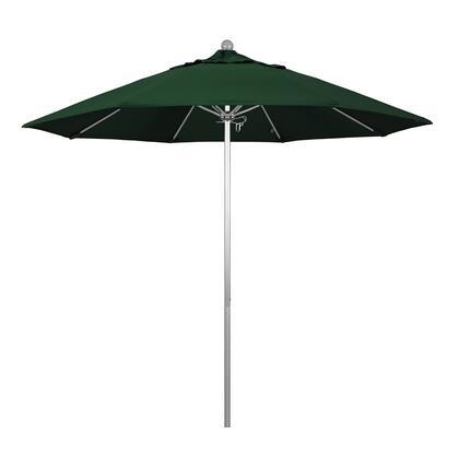 California Umbrella Venture ALTO908002SA46 Outdoor Umbrella Green, ALTO908002-SA46Main Image