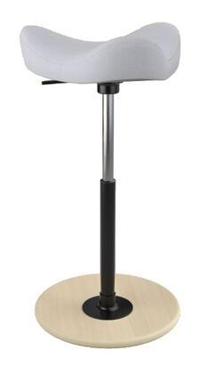 Varier Move MOVE2600REVIVE144NATHIBLK Office Stool, Main Image