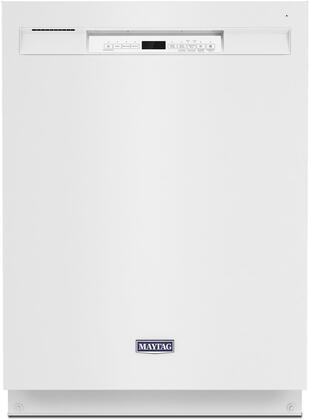 Maytag  MDB4949SKW Built-In Dishwasher White, MDB4949SKW White Dishwasher