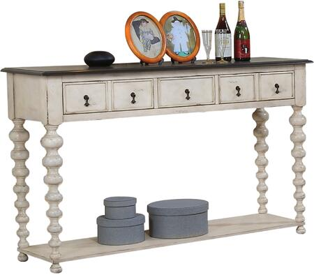 Acme Furniture Coyana 66113 Dining Room Buffet White, 1