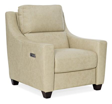 Hooker Furniture MS Series SS725PH1003 Recliner Chair Beige, Silo Image