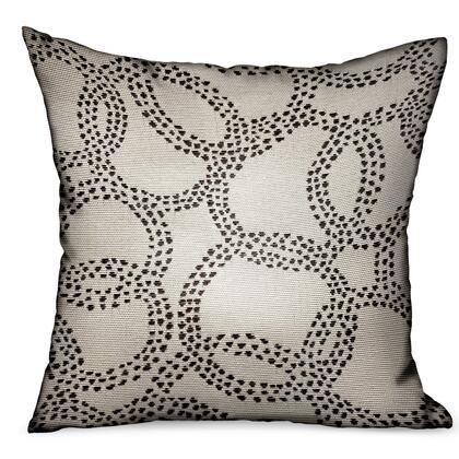 Plutus Brands Orbit Rain PBDUO1041818DP Pillow, PBDUO104
