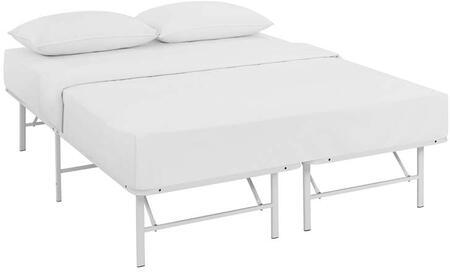 Modway Horizon MOD5428WHI Bed White, Bed
