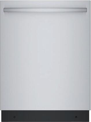 Bosch 800 Series SGX78B55UC Built-In Dishwasher Stainless Steel, Main Image