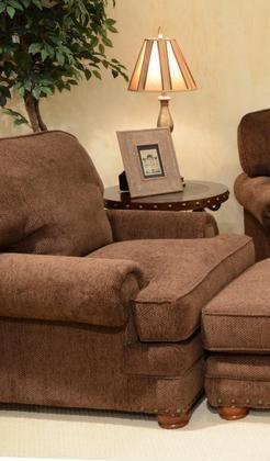 Jackson Furniture Braddock 423801275429 Living Room Chair Brown, Main Image
