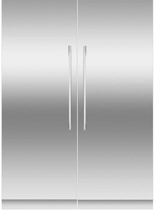Fisher Paykel  966388 Column Refrigerator & Freezer Set Stainless Steel, main image