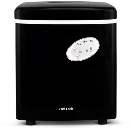 NIM028BK00 Countertop Ice Maker with 28 lb Daily Ice Production Capacity  in