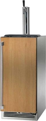 Perlick Signature HP15TS42R1 Beer Dispenser Panel Ready, Main Image