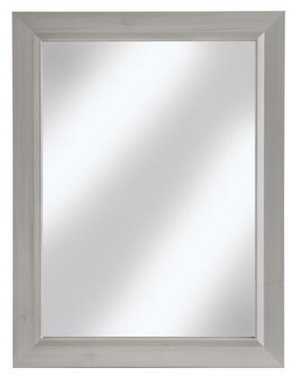 Cutler Kitchen and Bath Classic CCMCTR23MR Mirror White, Main Image