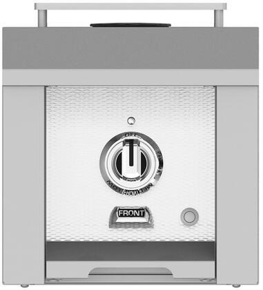Hestan AGB Series AGB121LPWH Side Burner White, Main Image