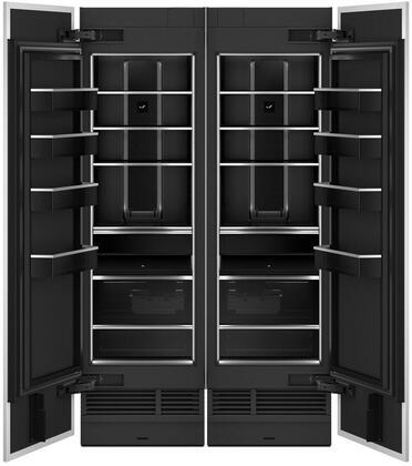 Jenn-Air  1330540 Column Refrigerator & Freezer Set Panel Ready, Main Image
