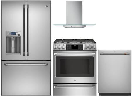 Cafe 891195 Kitchen Appliance Package & Bundle Stainless Steel, main image