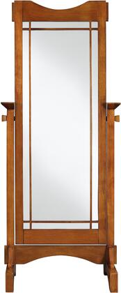 Powell Mission Oak 993230 Mirror Brown, Main Image