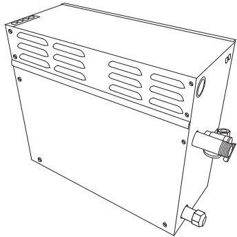 Steamist TSG122083 Steam Generator, 1
