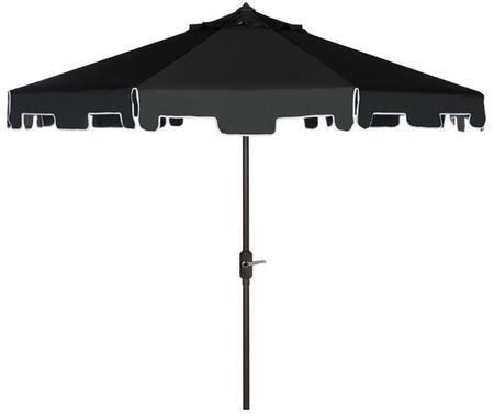 Safavieh  PAT8000H Outdoor Umbrella , pat8000h front