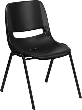 Flash Furniture  RUT14PDRBLACKGG Living Room Chair , Main Image